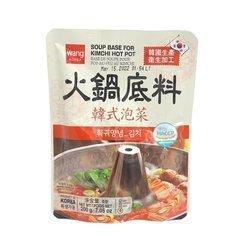 Baza do kimchi hotpot WANG KOREA  200g | Goi Sot Lau Kimchi 200g x 20szt/krt