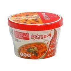 Błyskawiczne kluski  ryżowe instant SOUL FOOD 163g | Banh Gao Cay Han Quoc Hop 163g x 16szt/kar