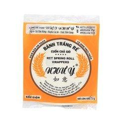 Ciasto ryżowe do sajgonek NHU Y 75g | Banh Trang Re Nhu Y  75g x 400szt/krt