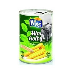 Mini kolby kukurydzy KIER 2950g | Ngo Bao Tu KIER 2950g