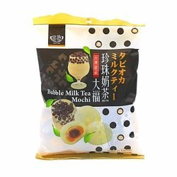 Mochi herbata mleczna 120g   Banh Mochi Tra Sua 120g x 24opak/krt
