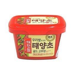 Pasta chilli Sempio  500g   Tuong ot Han Sempio cap do cay 3 500g x 20szt/krt