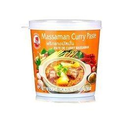 Pasta curry massaman 400g | Curry Massaman 400gx24szt/krt