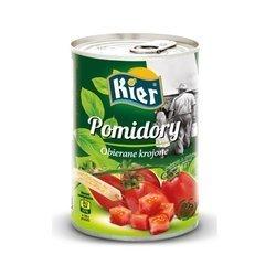 Pomidory obierane KIER 2500g | Ca Chua Muoi KIER 6szt/2500g