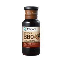 Sos BBQ do wołowiny O'FOOD 500g   Sot BBQ Thit Bo 500g x 15szt/krt