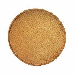 Taca bambusowa okrągła 30cm | Met Nan 30cm