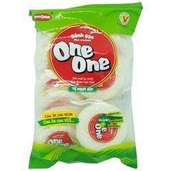 Wafle ryżowe słodki ONE ONE 118g | Banh Gao Ngot 150g